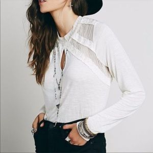 Free people ruby Jane tunic med new 🌟🌟